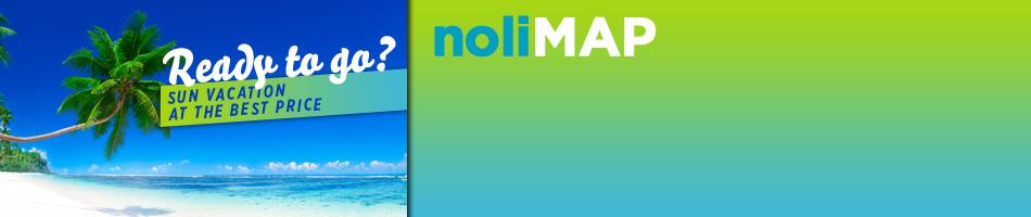 noliMAP - Last minute deals