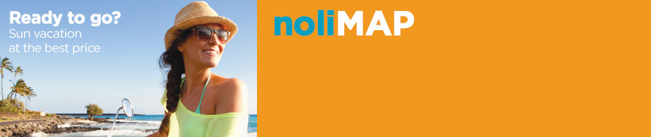 noliMAP - Last minute deals