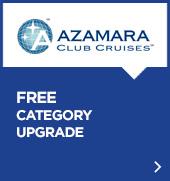 Azamara Club Cruises promo