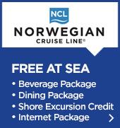 NCL Free at Sea promo