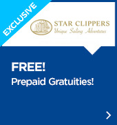 star Clippers Promotion.