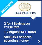 Star Clippers Europe promotion