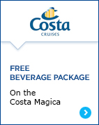 Costa Cruise Promo