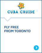 CubaCruise Fly Free Promo